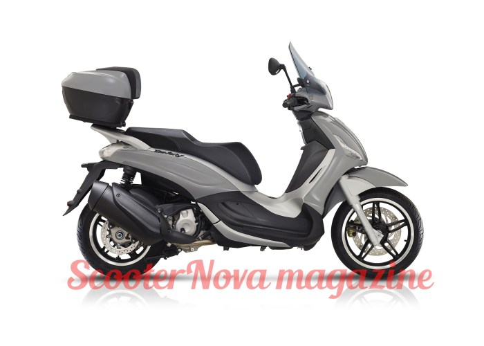 Piaggio Beverly Tourer 1WM