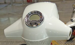 Scomadi TL50/125 speedometer