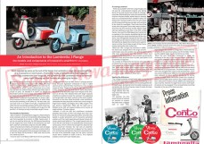 Celebrating the Lambretta J-range and it's worldwide production, scooterNova edition 20.