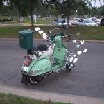 Top Ten Lambretta And Vespa Classic Scooter Modifications Scooter Nusantara Modification