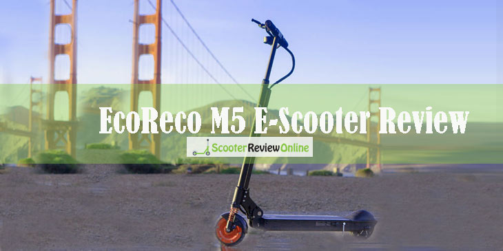 EcoReco M5 E-Scooter Review