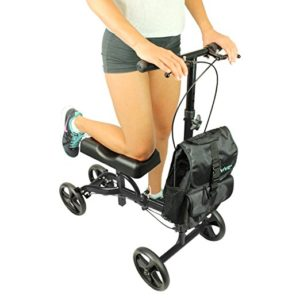 Knee Scooters Let You Use Your Hands
