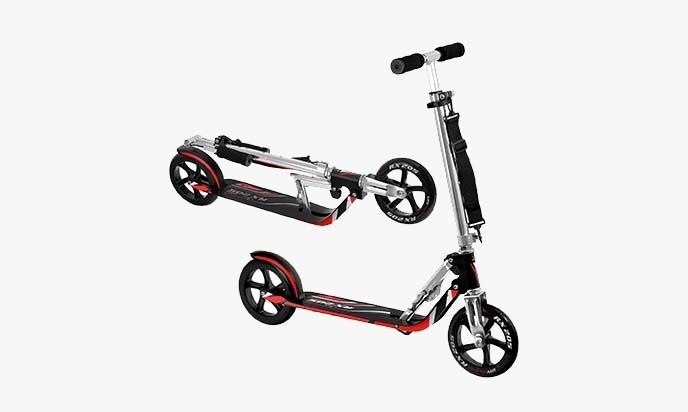 Vokul LUX Big 2 Wheel Fold Kick Scooter