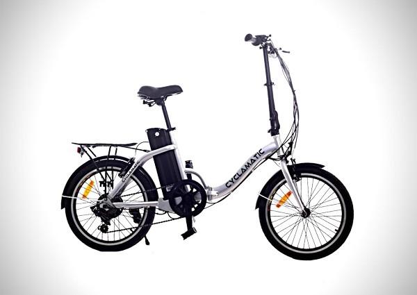 Cyclamatic CX2 Bicycle Electric Foldaway Bike