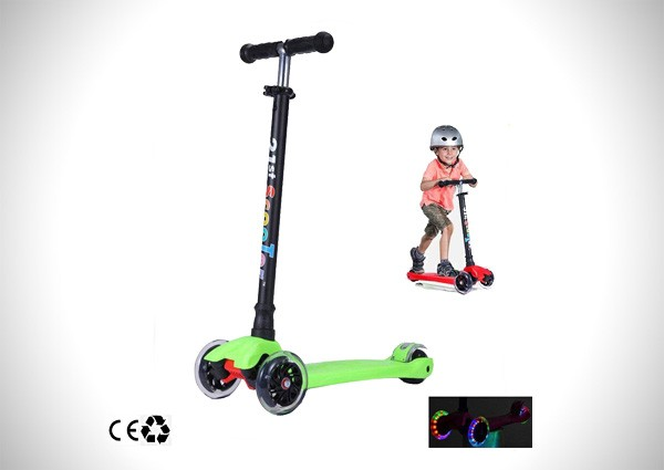 Micro 3 Wheel Scooter for Kids 4 Years Old and Up Scooters for Toddlers