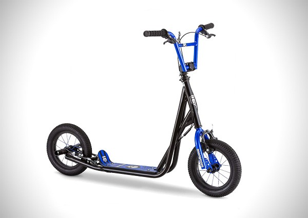 """Mongoose Expo Scooter 12"""" Air Inflated Wheels"""