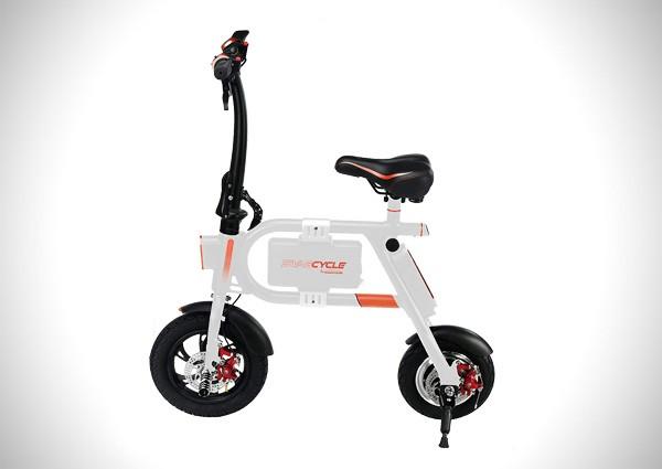SWAGTRON SwagCycle E-Bike – Folding Electric Bicycle