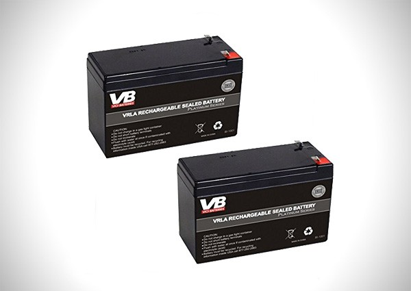 High Performance Upgrade For Your Razor E200/E200S/E300 Batteries For 28% Longer Run Time VICI High Performance Battery Pack