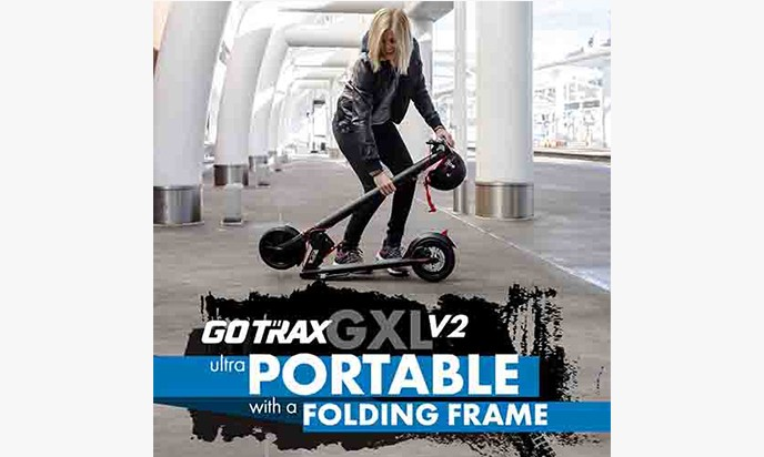GOTRAX GXL Commuting Electric Scooter - Recommend for Girls
