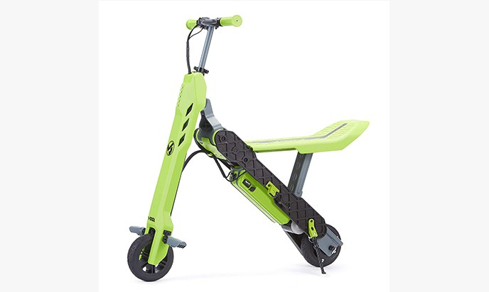 VIRO Rides Vega Transforming 2-in-1 Electric Scooter for kids