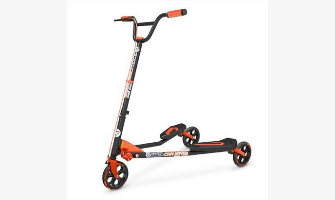 Kids Adult Drifting Wiggle Three Wheel Scooter