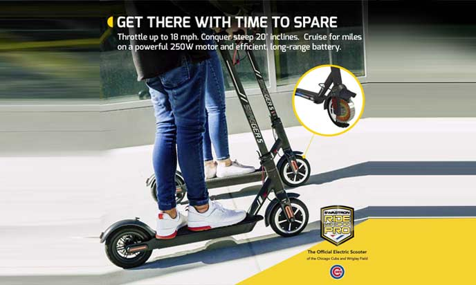 Swagtron-Electric-Scooter-Cushioned-Portable