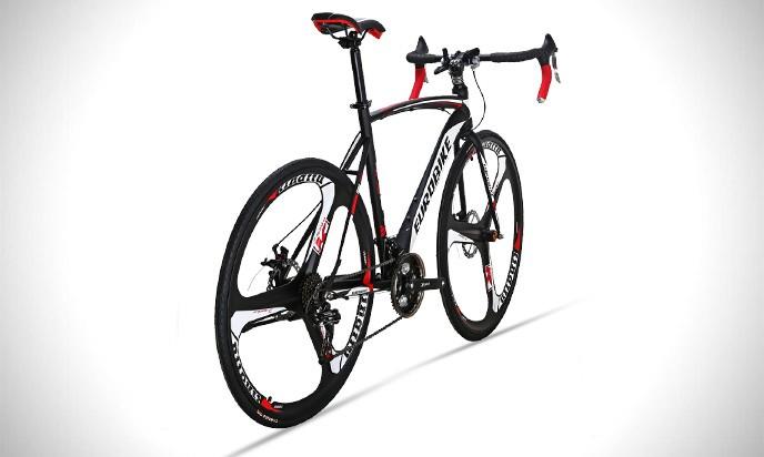 700C Wheels Road Bicycle Dual Disc Brake Bicycles