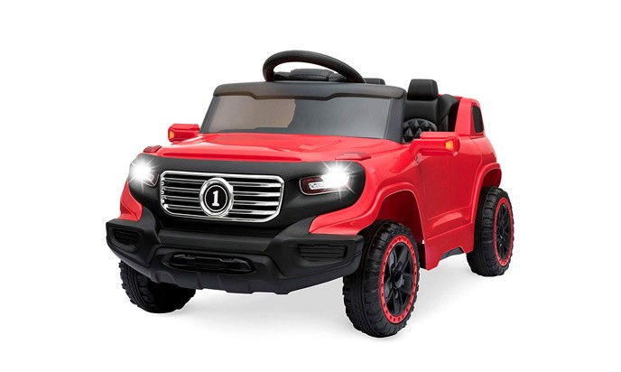 Best Choice Products 6V Kids Ride On Car