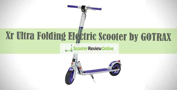 Gotrax Adult Electric Scooter