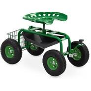 Garden Scooter – Cart Rolling Work Seat