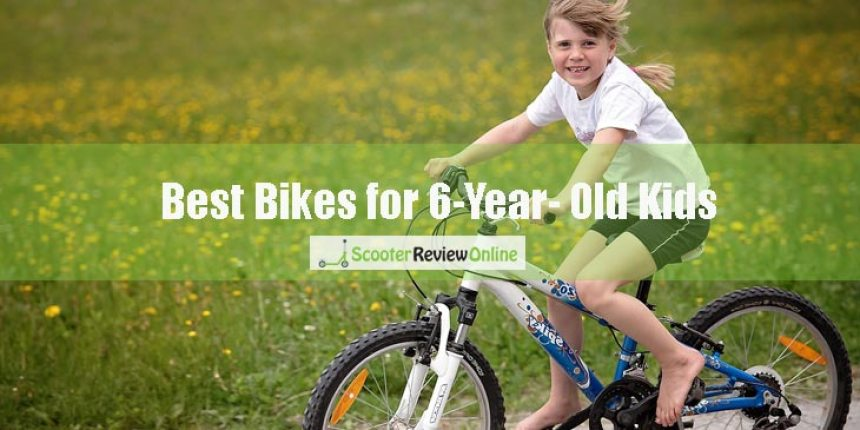 Best Bikes for 6 to 8 Year Old