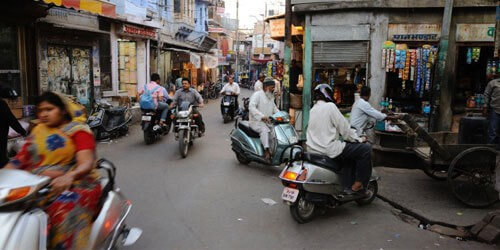 scooters-india
