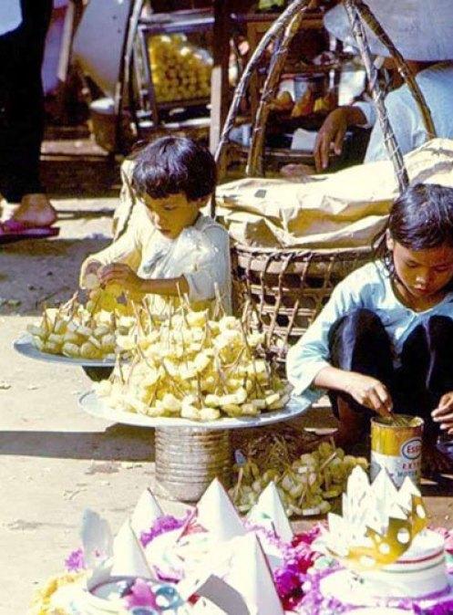 Saigon in history