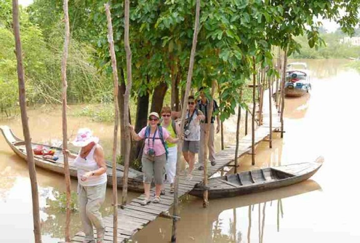 5. Mekong Delta Tour By Bus