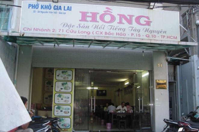 pho kho Hong - pho kho gia lai