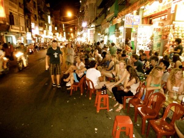 10. Bui Vien street