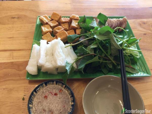 Hanoi Kebab Rice Noodles 2