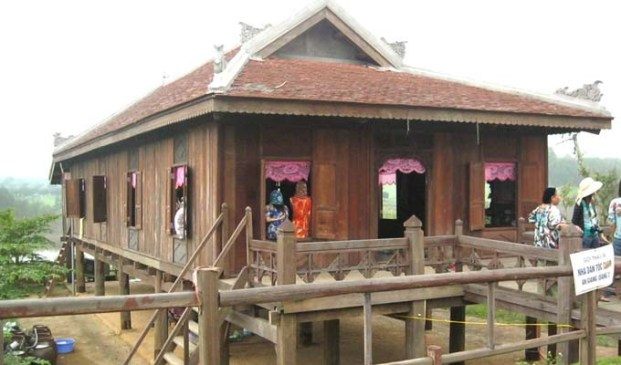 cham-village-in-chau-giang-an-giang Top things to see in  An Giang