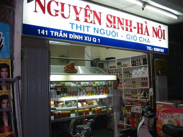 banh-mi-nguyen-sinh-saigon Best Places to Eat Banh Mi in Saigon