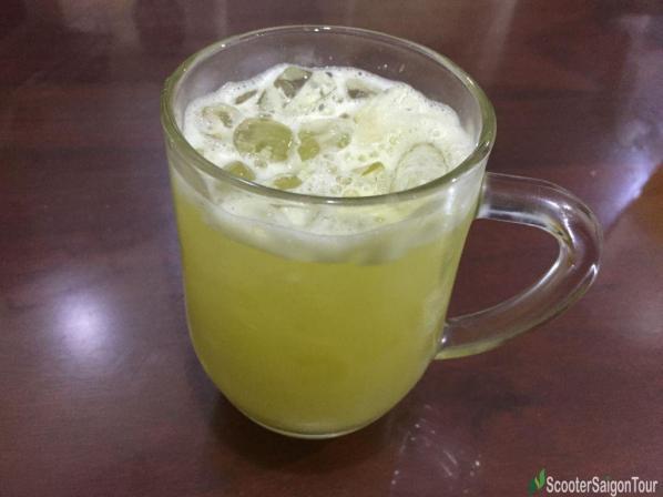 Iced Sugarcane Juice 2