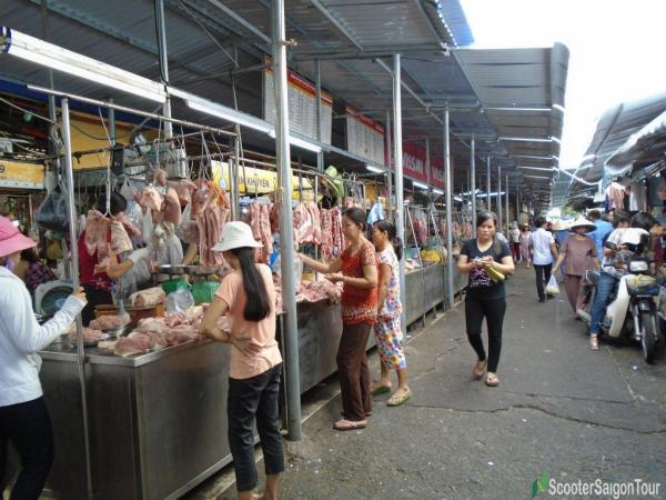Tan Dinh Market In Saigon Tracy 2