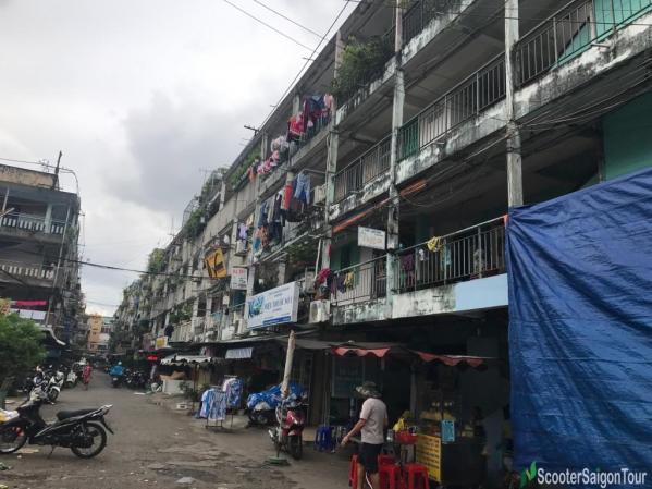 Nguyen Thien Thuat Apartment Buildings 3