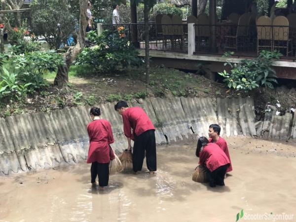 Go Fishing In Mekong Delta