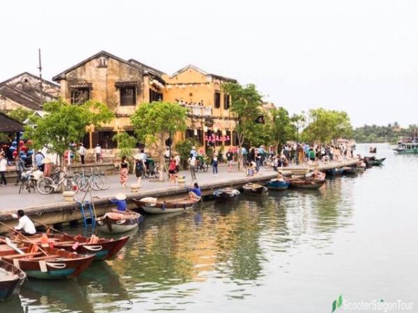 Peaceful River In Hoi An