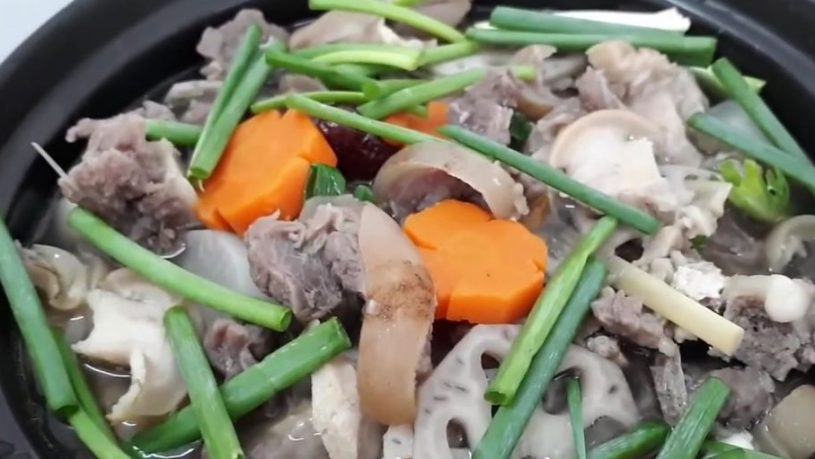 Ninh Binh Goat Hot Pot