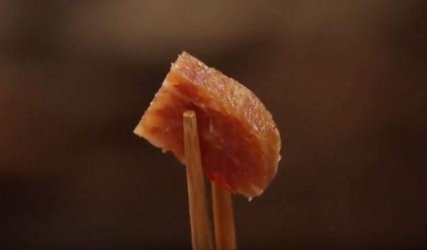 Dong Thap Fermented pork skin
