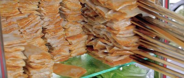 Ham Tan grilled pork and shrimp cake