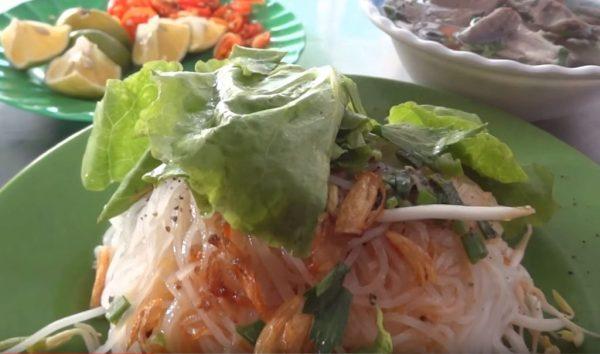 Sa Dec clear rice noodle