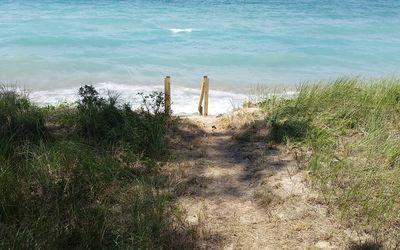 Nearby access to Lake Michigan