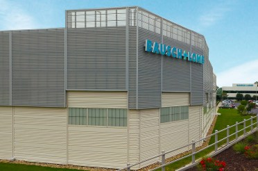 SCOPE Architectural Consulting expanded Bausch + Lomb's production by adding a new 15,000 SF Line 8 Packaging building.
