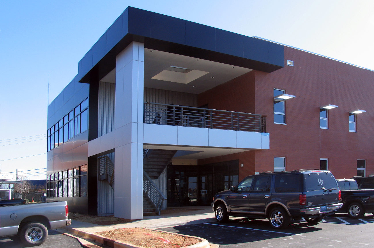 SCOPE provided sustainability / LEED Consulting for McAllister Group's Obsessive Constructive corporate office building.