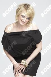 Actress Nicola Wheeler
