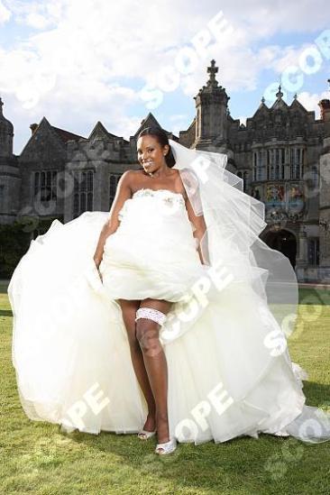 KELLE BRYAN'S WEDDING