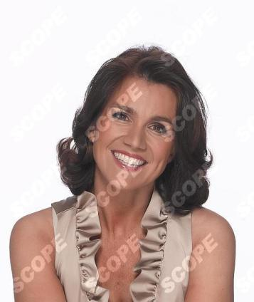 BBC NEWSREADER SUSANNA REID - 2010