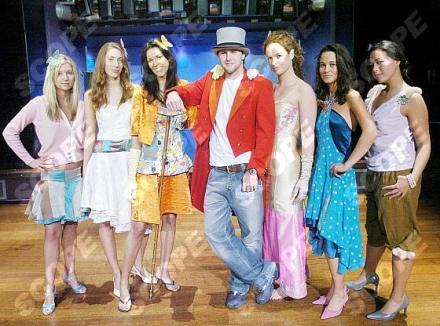 Charity fashion show Pippa