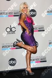 at the 40th Anniversary American Music Awards Nominations Announcement, JW Marriott, Los Angeles, CA 10-09-12