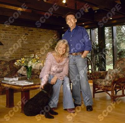 ROBERT POWELL AND WIFE