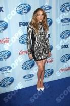 "at the ""American Idol"" XIII Season Premiere Event, UCLA, Westwood, CA 01-14-14"