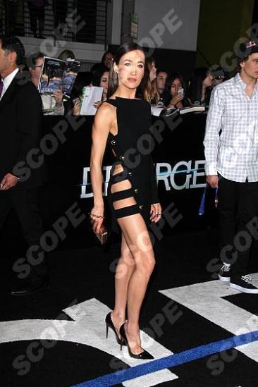 "at the ""Divergent"" Los Angeles Premiere, Regency Bruin Theatre, Westwood, CA 03-18-14"