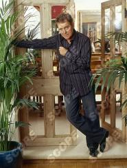 SINGER ALVIN STARDUST AT HOME IN WEST SUSSEX - 2003